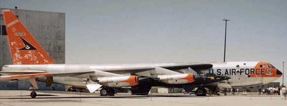 Boeing NB-52B Stratofortress Mothership