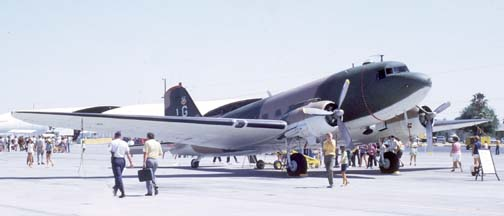 AC-47A, Luke Air Froce Base, April 19, 1972