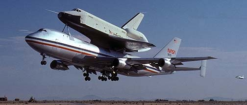 Space Shuttle Enterprise, OV-101