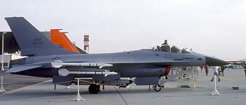 General Dynamics YF-16A Fighting Falcon 75-0478 at Edwards Air Force Base on November 13, 1977