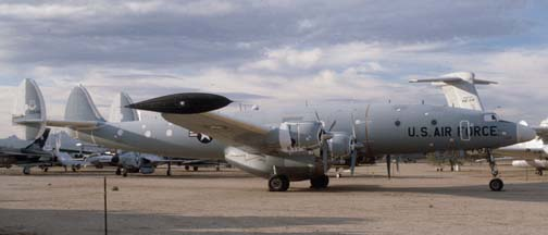 EC-121T, 53-0548 at the Pima Air Museum on December 30, 1981