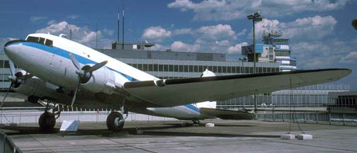 C-53B, Frankfurt-Main Airport, June 21, 1989
