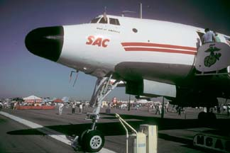 L-1049H, N6937C Save A Connie at El Toro MCAS on April 28, 1991