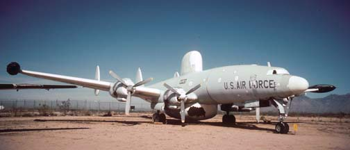 EC-121T, 53-0554 at the Pima Air Museum on November 27, 1991
