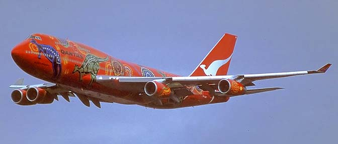 Miscellaneous Novelty Airline Liveries