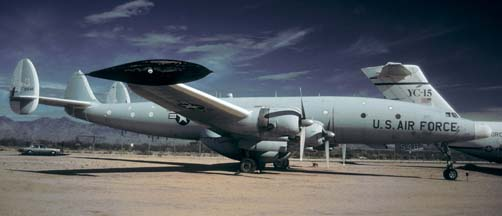 EC-121T, 53-0548 at the Pima Air Museum on November 23, 1994