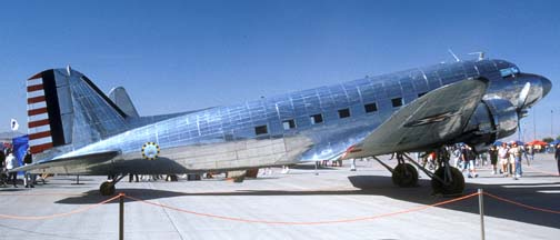 Douglas DC-2 and DC-3 History: 1990s - Present