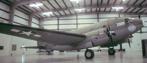 C-46D, 44-77635 at the Pima County Air Museum on November 26, 1997