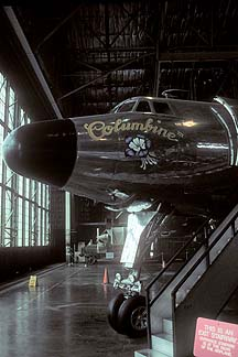Lockheed VC-121E Super Constellation 53-7885 Columbine III, Air Force Museum, August 19, 1972
