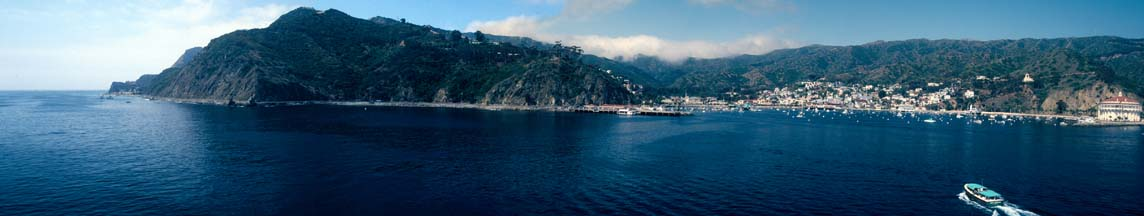 Avalon Harbor, Catalina Island, May 1999