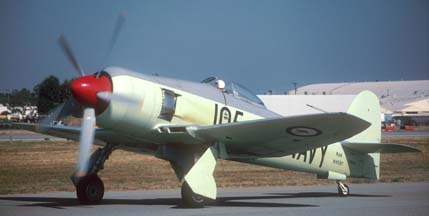 Hawker Sea Fury FB Mk. 11, N260X