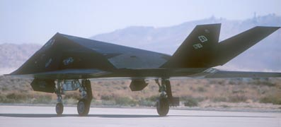 Lockheed-Martin F-117 Full Scale Development, 79-10783