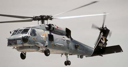 Sikorsky SH-60B Seahawk, 162329 from HSL-41