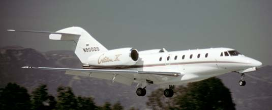 Cessna Citation-X, N800QS