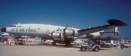 Lockheed EC-121T Warning Star, N548GF