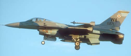 Red Flag exercise 02-04, Nellis AFB, September 2002