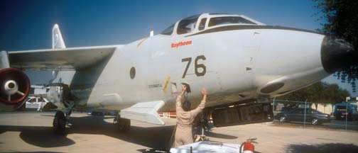 Raytheon's NRA-3B, N876RS