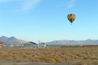 Inyokern, California displays