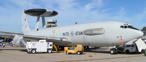 NATO Boeing E-3A Sentry, 79-0442 registered LX-N in Luxembourg