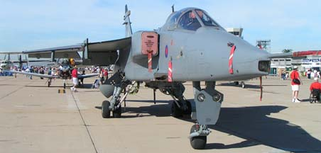 Royal Air Force SEPECAT Jaguar GR3