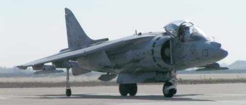 McDonnell-Douglas AV-8B Harrier, 164119 #13 of VMA-211
