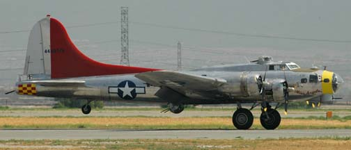 Chino Warbird Show, Flying Displays: page 6