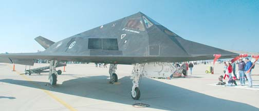 Lockheed-Martin F-117A Full Scale Development (FSD) Stealth Fighter, 79-10782 