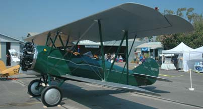 Curtiss-Wright Travel Air 400, NC8700