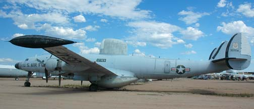 EC-121T, 53-0554 at the Pima Air Museum on September 26, 2005