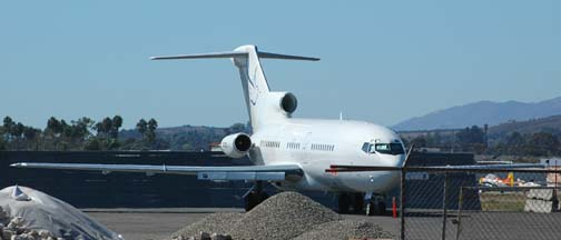 Classic Designs of Tampa Bay Boeing 727-121, N727PX, October 4, 2005