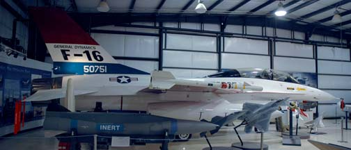 Air Force Flight Test Center Museum