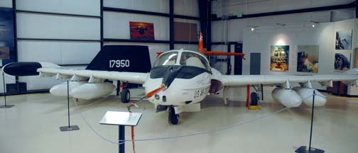 Cessna NOA-37B Dragonfly, 73-1090 of the 412th Test Wing