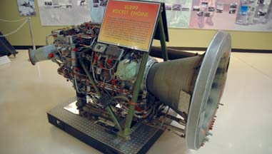 Reaction Motors XLR-99 rocket engine