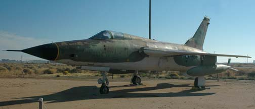 Republic F-105D-20 Thunderchief, 61-0146