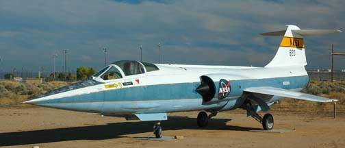 NASA Lockheed NF-104A Starfighter, N820NA