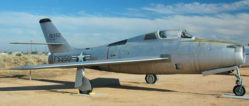 Republic F-84F-10 Thunderstreak, 51-9350