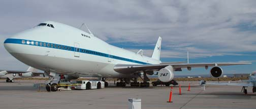 Boeing 747-Shuttle Carrier Aircraft, N911NA