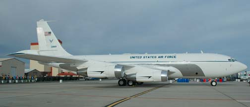 Boeing C-135C Stratolifter, 61-2669 Speckled Trout