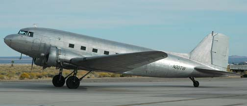 Paralift Incorporated's Douglas DC-3-G202A, N20TW