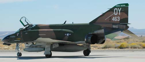 Collings Foundation McDonnell-Douglas F-4D Phantom II, NX749CF Triple Nickel