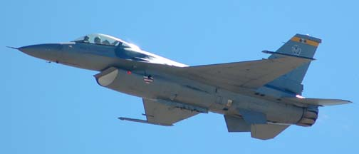 General Dynamics F-16C Block 40H Fighting Falcon, 90-0725, 412th Test Wing