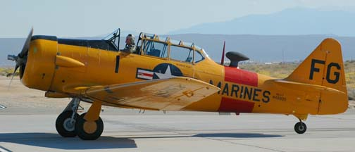 North American AT-6G Texan, N49939