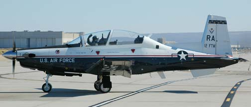 Raytheon T-6A Texan II, 03-0681, 12th Flying Training Wing