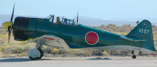 Tora, Tora, Tora Zero Canadian Car and Foundry Harvard Mk. IV, N7754