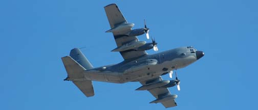 Lockheed MC-130E Combat Talon I, 64-0572