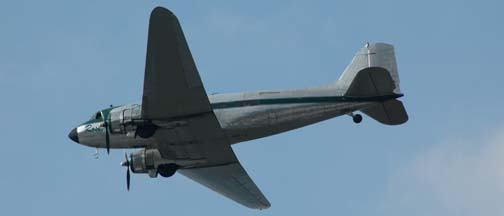 Douglas DC-3 70th Anniversary Celebration, Santa Monica Airport, December 17, 2005