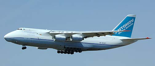 Antonov Design Bureau An-124 Ruslan, UR-82007, NAS Pt. Mugu, California, March 24, 2006