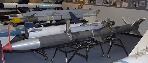AIM-120 Advanced Medium Range Air-to-Air Missile