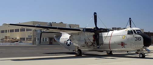 Grumman C-2A Greyhound BuNo 162168 #36 of VRC-30 Providers