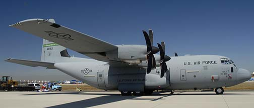 Lockheed-Martin C-130J Hercules, 04-8152 of the 146th Airlift Wing